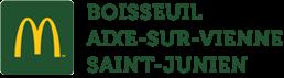 Restaurants McDonald's Boisseuil | Saint Junien | Aixe-sur-Vienne en Haute-Vienne